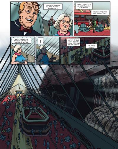 Page 3 La compagnie des glaces tome 3