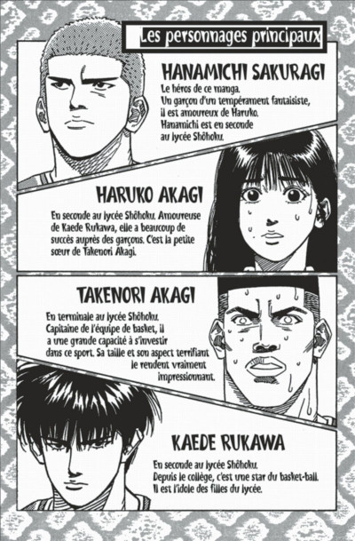 Page 4 slam dunk tome 27