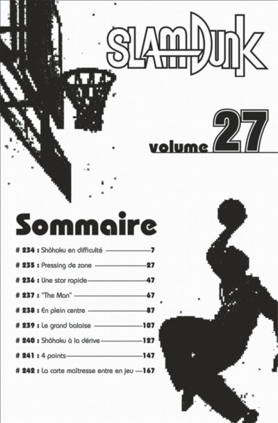 Page 6 slam dunk tome 27