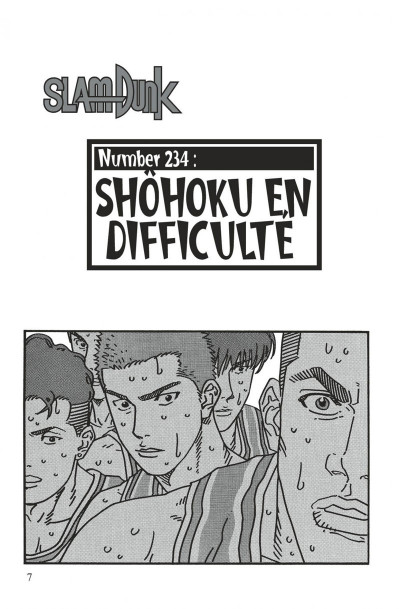 Page 7 slam dunk tome 27