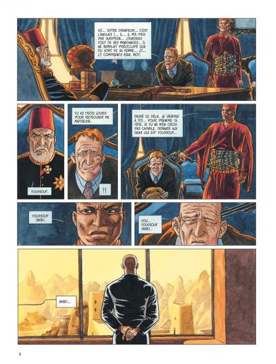 Page 4 djinn tome 3 - le tatouage