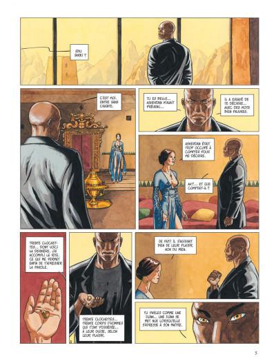 Page 5 djinn tome 3 - le tatouage