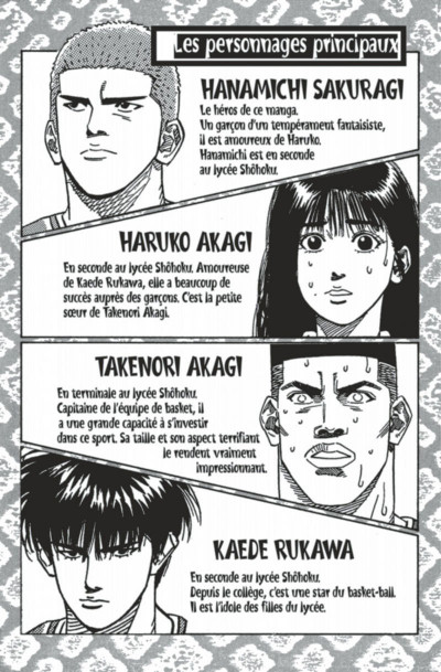 Page 4 slam dunk tome 24