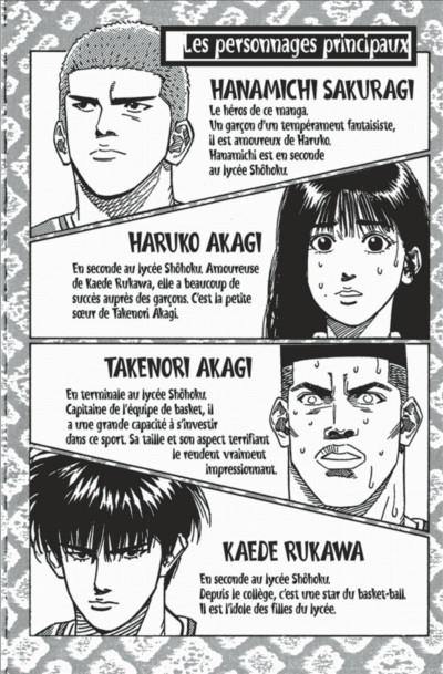 Page 4 slam dunk tome 25