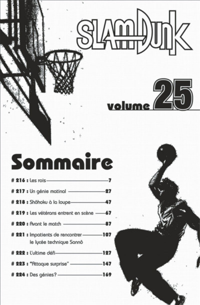 Page 6 slam dunk tome 25