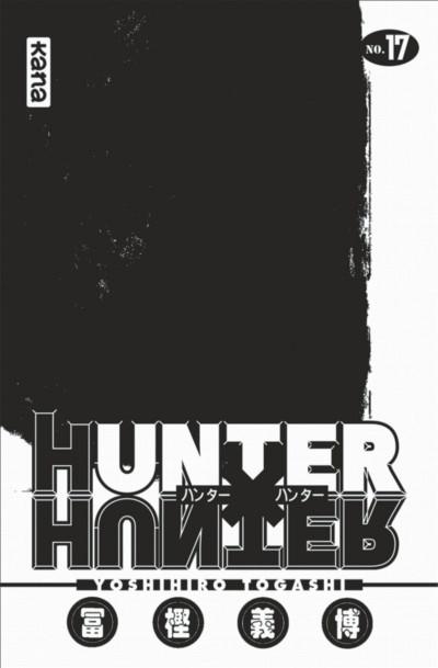 Page 3 hunter x hunter tome 17