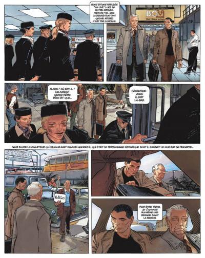 Page 2 le janitor tome 1 - l'ange de malte