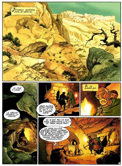 Page 1 le scorpion tome 4 - le démon du vatican