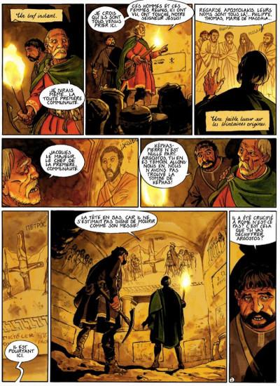 Page 2 le scorpion tome 4 - le démon du vatican