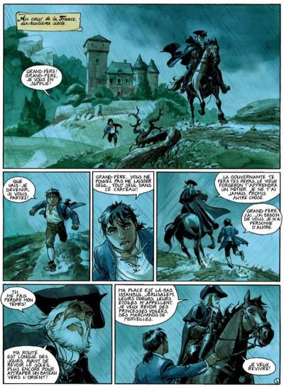 Page 4 le scorpion tome 4 - le démon du vatican