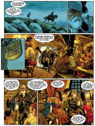 Page 5 le scorpion tome 4 - le démon du vatican