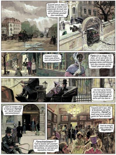 Page 1 la vengeance du comte skarbek tome 1 - deux mains d'or