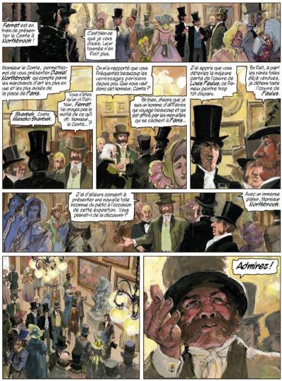 Page 2 la vengeance du comte skarbek tome 1 - deux mains d'or