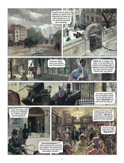 Page 4 la vengeance du comte skarbek tome 1 - deux mains d'or
