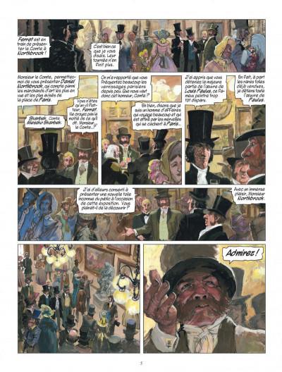 Page 5 la vengeance du comte skarbek tome 1 - deux mains d'or