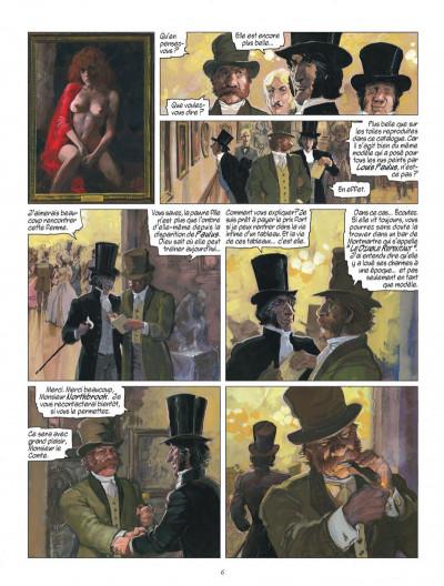 Page 6 la vengeance du comte skarbek tome 1 - deux mains d'or