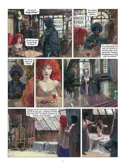 Page 7 la vengeance du comte skarbek tome 1 - deux mains d'or