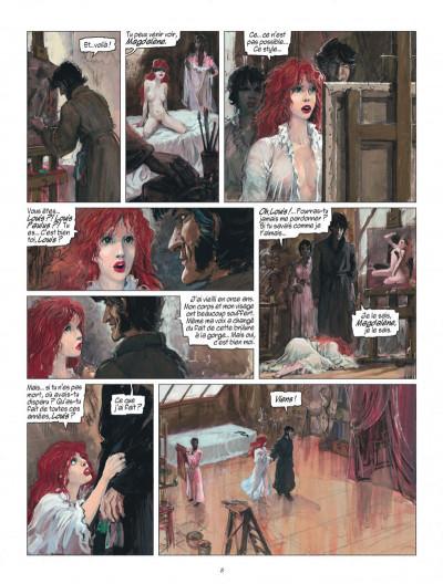 Page 8 la vengeance du comte skarbek tome 1 - deux mains d'or