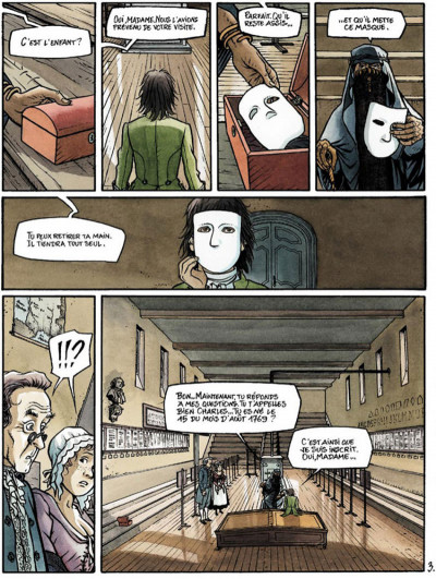 Page 3 Double masque tome 1