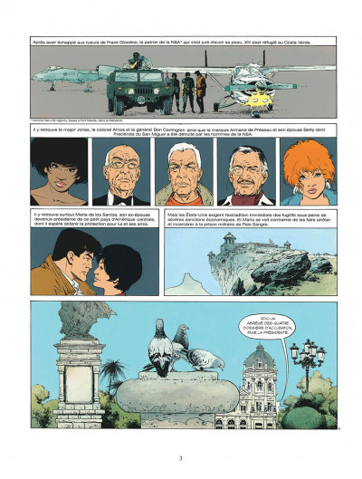 Page 3 XIII tome 16