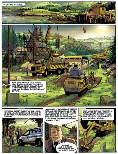 Page 1 imago mundi tome 3 - la 25eme rune