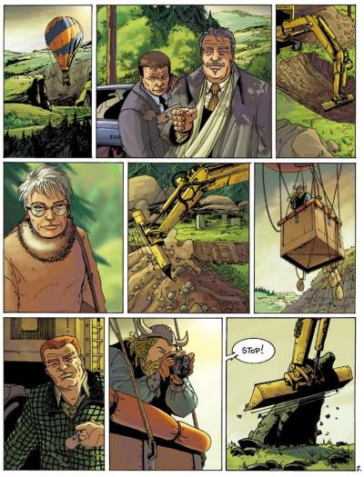 Page 2 imago mundi tome 3 - la 25eme rune