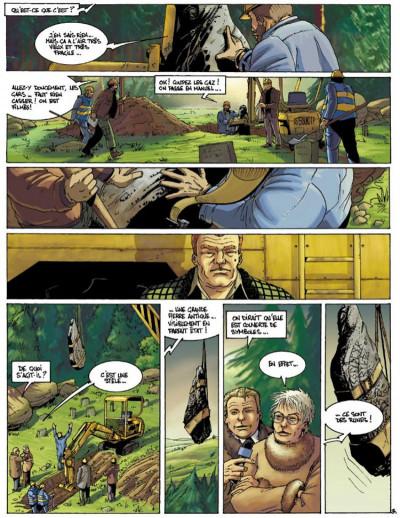 Page 3 imago mundi tome 3 - la 25eme rune