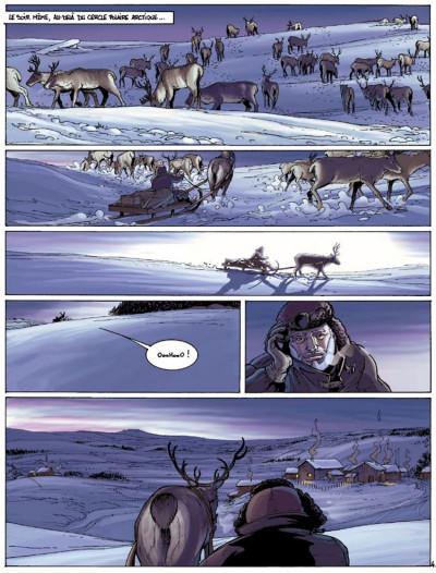 Page 4 imago mundi tome 3 - la 25eme rune