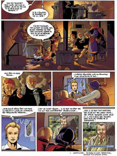 Page 5 imago mundi tome 3 - la 25eme rune