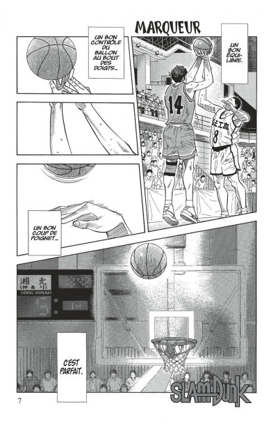 Page 7 slam dunk tome 26
