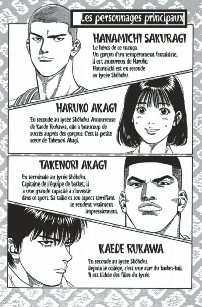 Page 4 slam dunk tome 28