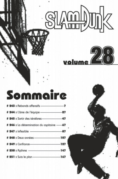 Page 6 slam dunk tome 28