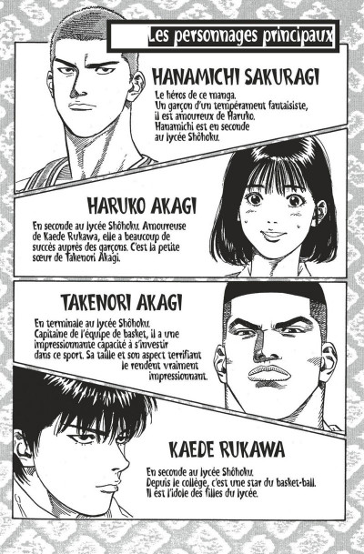 Page 4 slam dunk tome 29