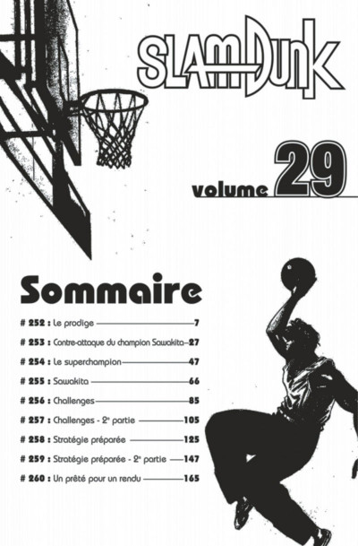 Page 6 slam dunk tome 29
