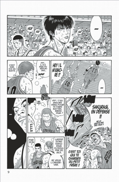 Page 9 slam dunk tome 29