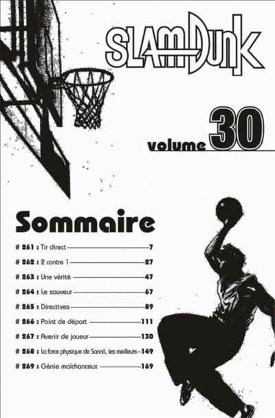 Page 6 slam dunk tome 30