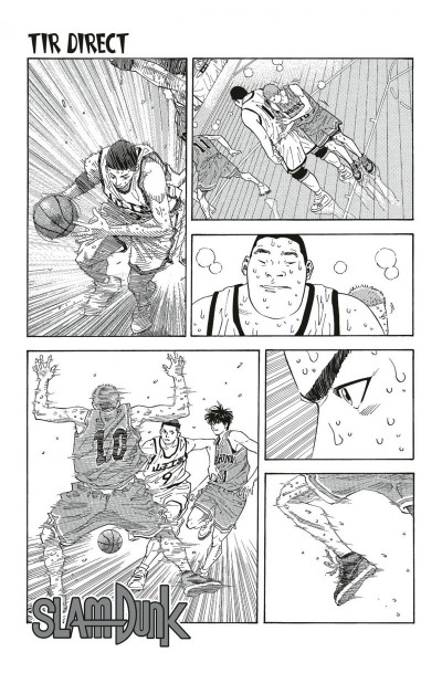 Page 7 slam dunk tome 30