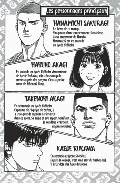 Page 4 slam dunk tome 31