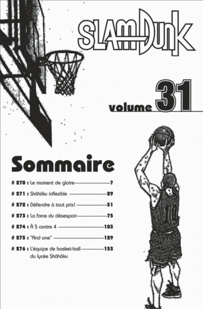 Page 6 slam dunk tome 31