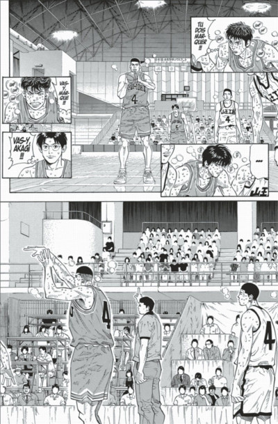 Page 8 slam dunk tome 31