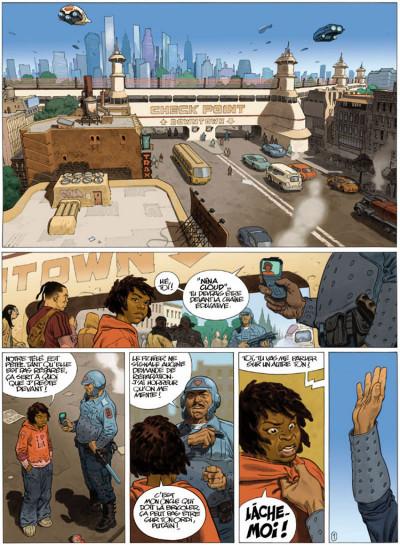 Page 1 ian tome 2 - leçon de ténèbres