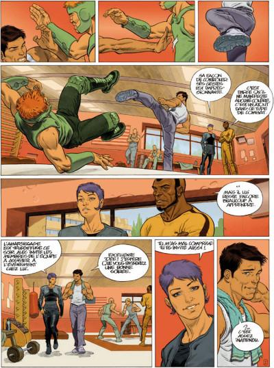 Page 2 ian tome 2 - leçon de ténèbres