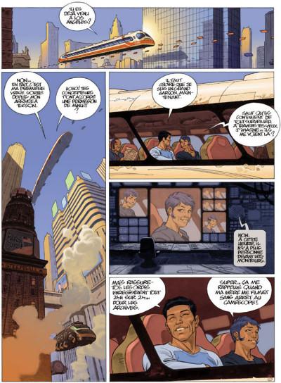 Page 3 ian tome 2 - leçon de ténèbres