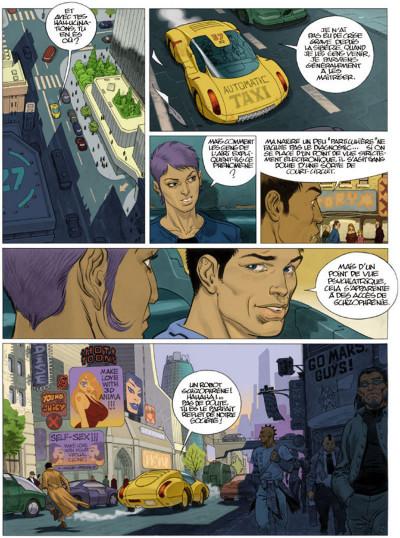 Page 4 ian tome 2 - leçon de ténèbres