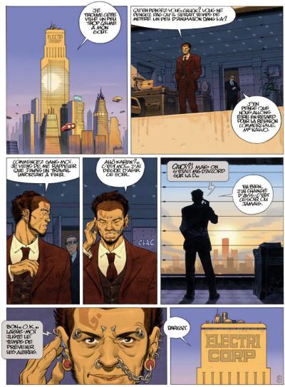 Page 5 ian tome 2 - leçon de ténèbres