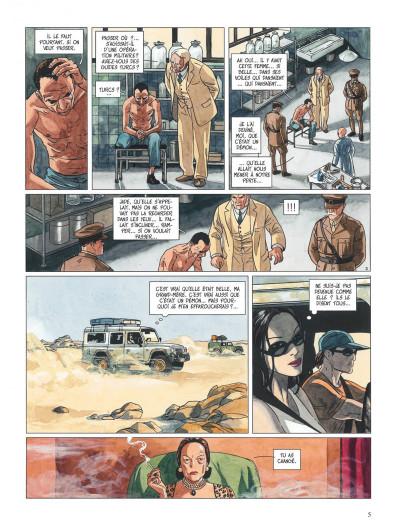 Page 5 djinn tome 4 - le trésor