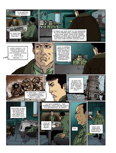 Page 4 la compagnie des glaces - cycle jdrien tome 5 - jdrou