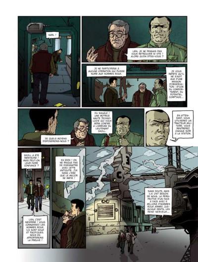 Page 5 la compagnie des glaces - cycle jdrien tome 5 - jdrou