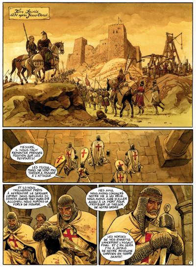 Page 1 le scorpion tome 5 - la vallée sacrée