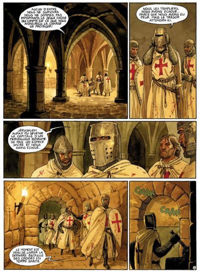 Page 2 le scorpion tome 5 - la vallée sacrée